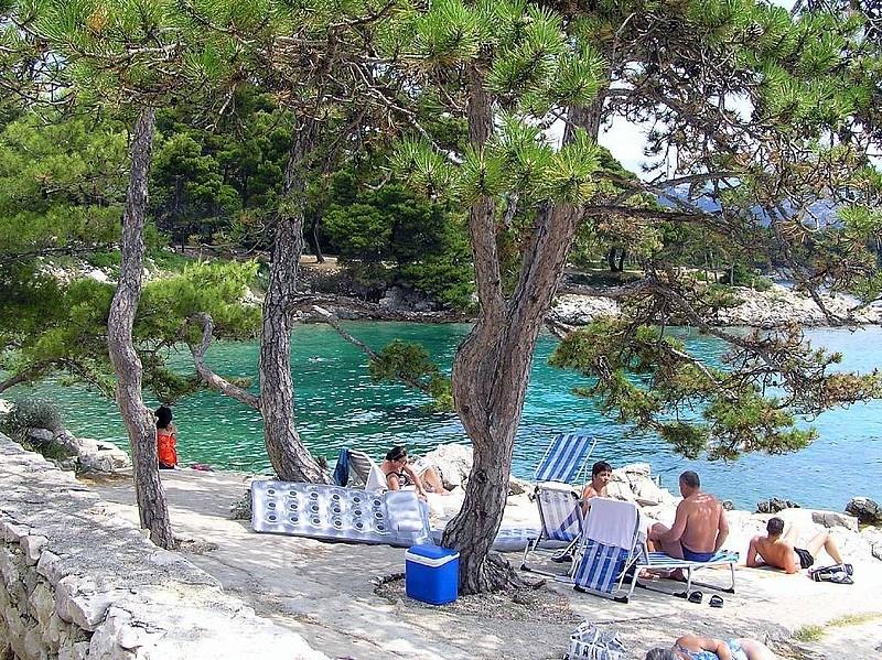Apartmány SUHA PUNTA - Zadar