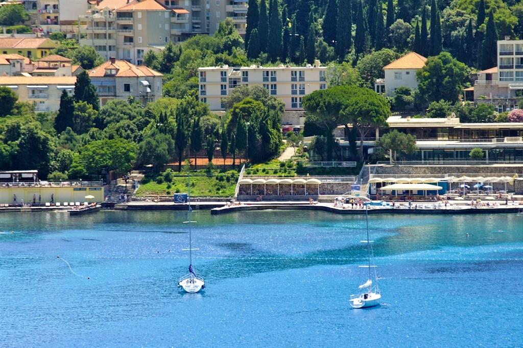 Pokoje ADRIATICA - Korfu