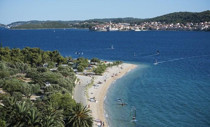 Mobilní domky PERNA - Chorvátsko