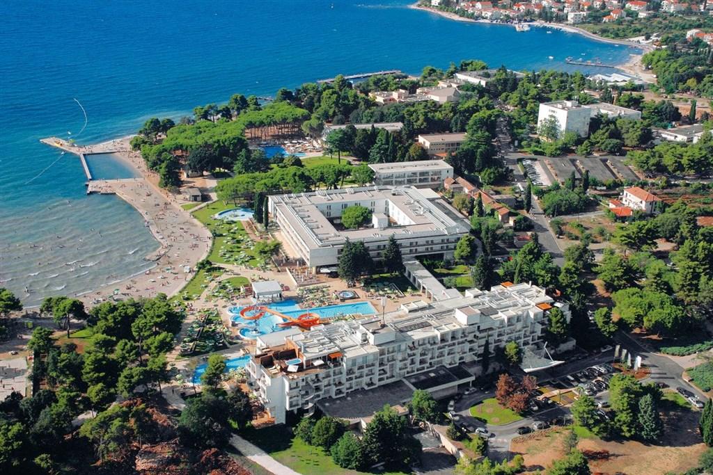 Hotel CLUB FUNIMATION BORIK - Kukljica