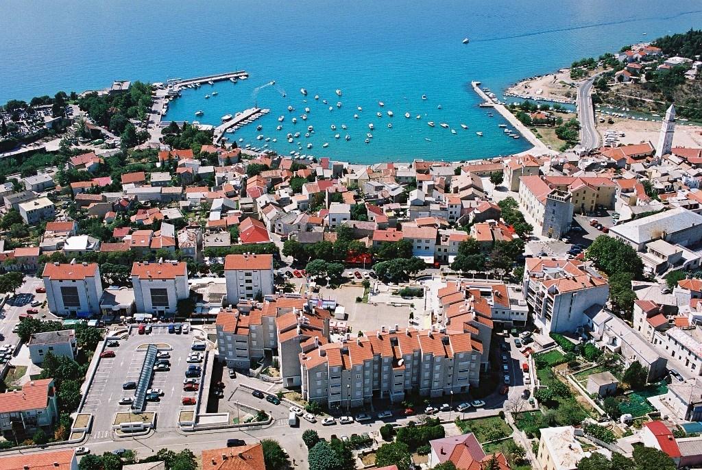 Apartmány VYBRANÉ NOVI VINODOLSKI - Bulharsko