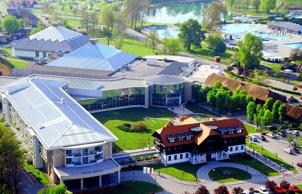 Hotel TOPLICE - Orebić