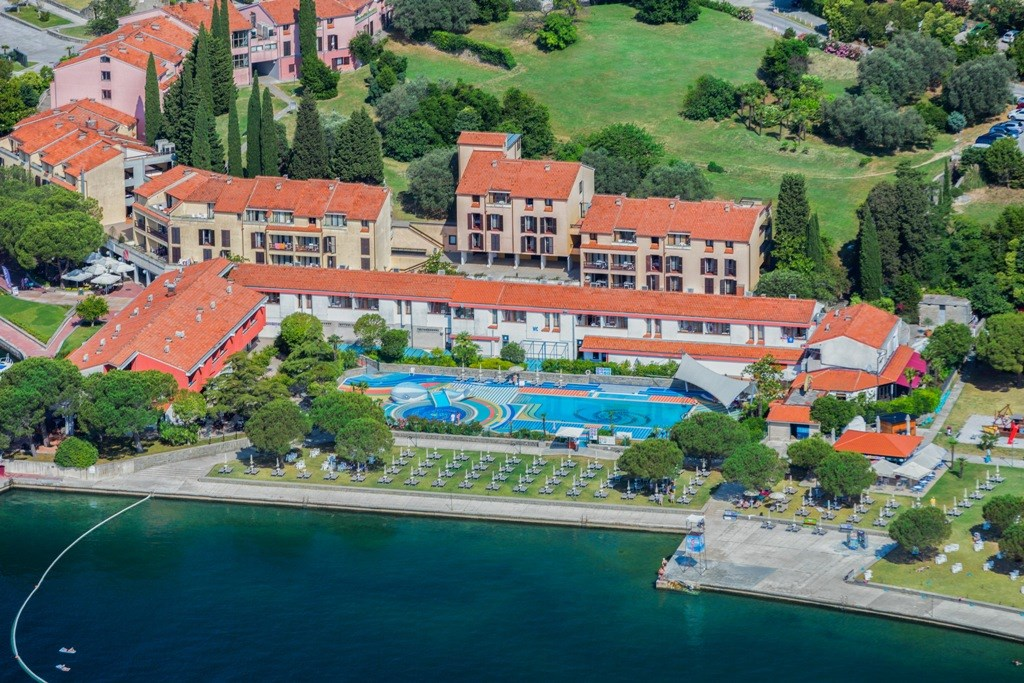 Hotel VILE PARK - Ostrov Lastovo