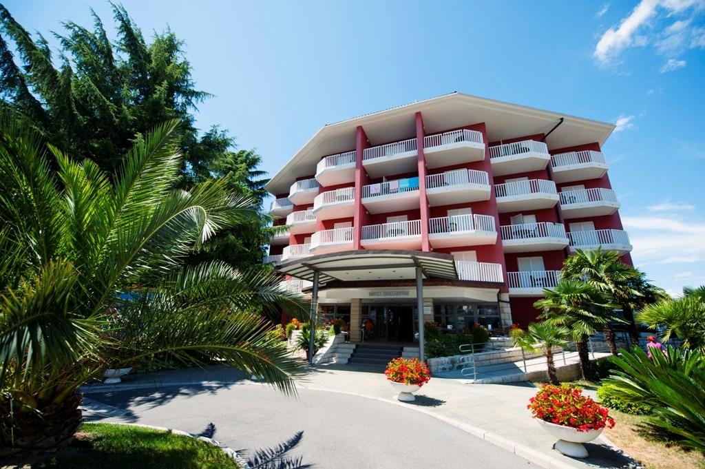 Hotel HALIAETUM/MIRTA - Selce