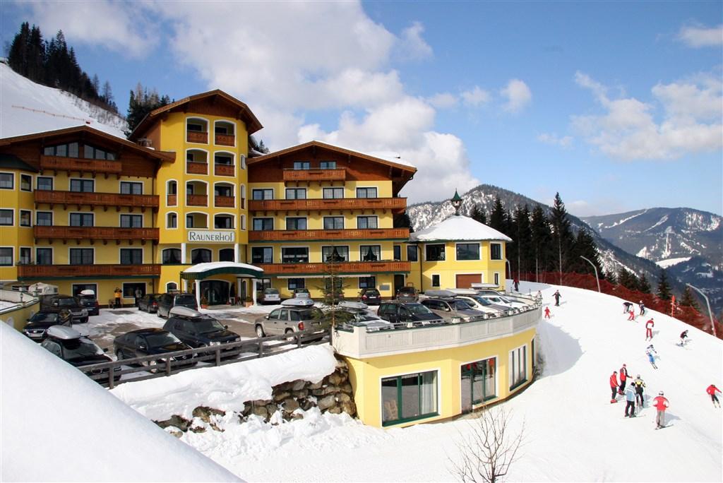 Hotel GUT RAUNERHOF - Ostrov Vir