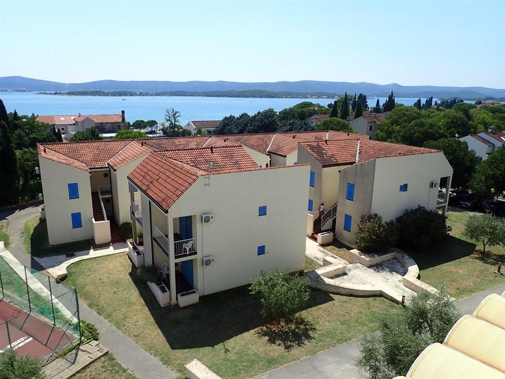 Apartmány CROATIA - Perrisa