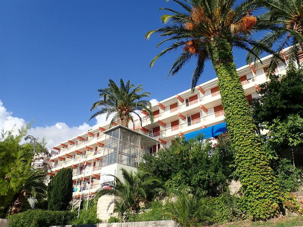 Hotel AURORA - Kos - hlavní město