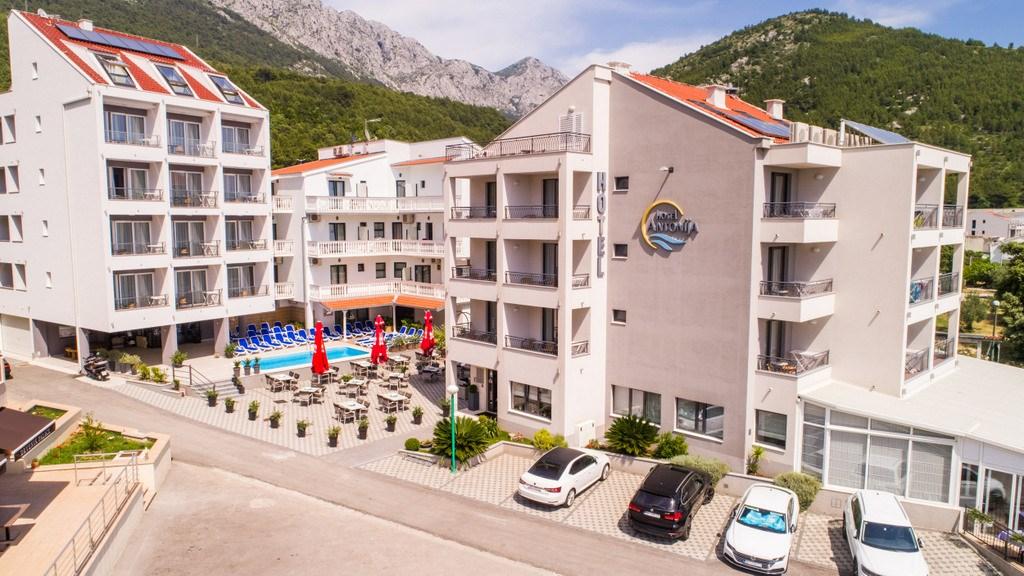 Hotel ANTONIJA, AKTIVNÍ DOVOLENÁ 55+ - Vathy