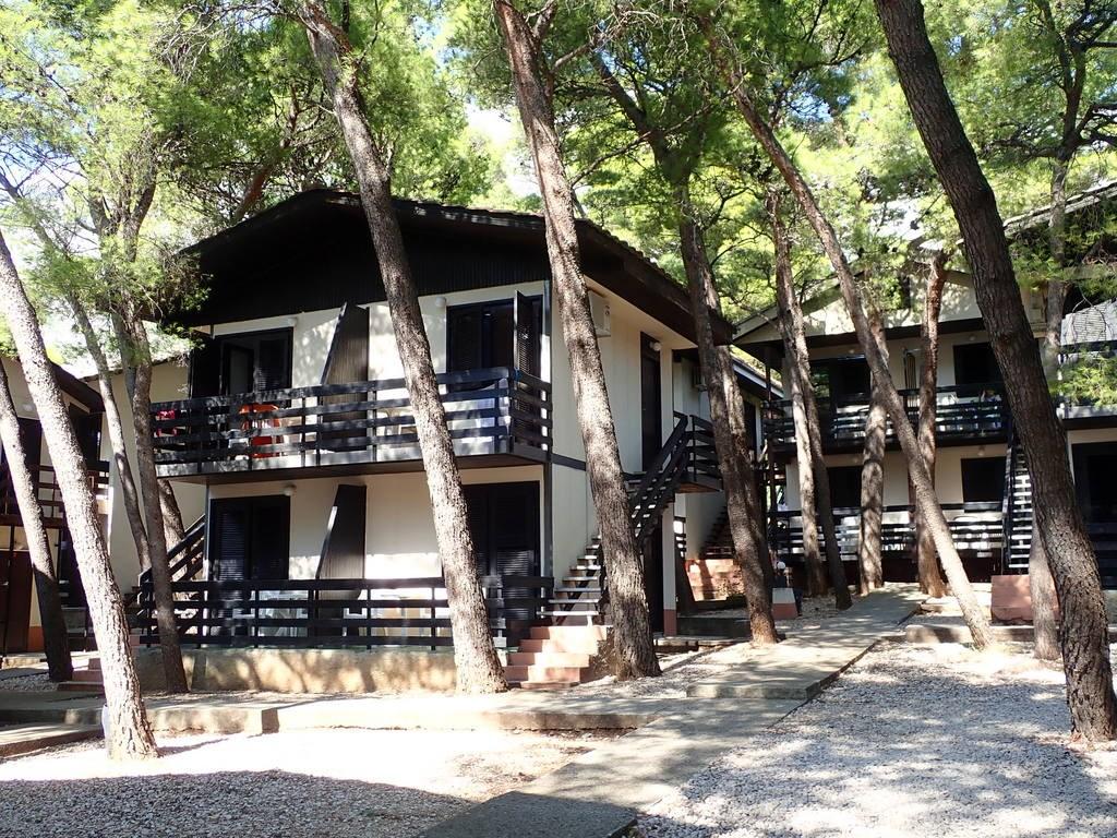 Rodinné bungalovy BAŠKA VODA, AKTIVNÍ DOVOLENÁ 55+ -