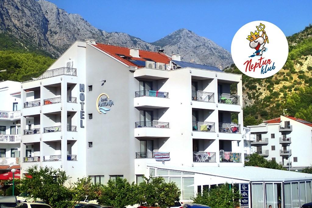Hotel ANTONIJA - Agia Anna