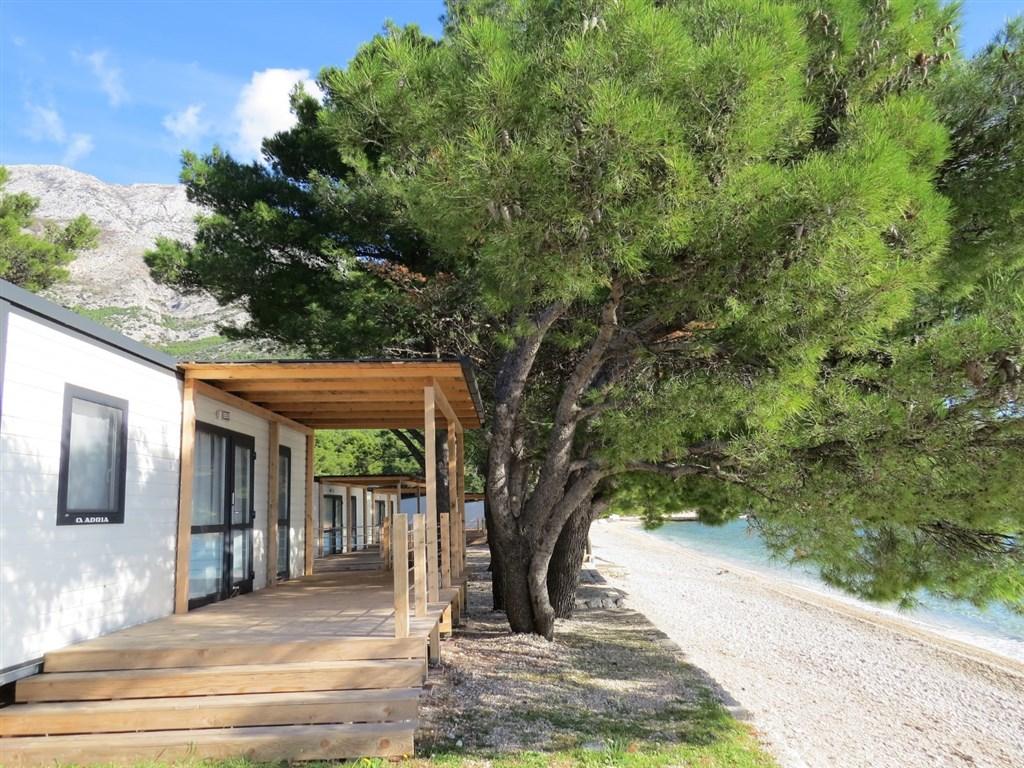 Klimatizované domky ŽIVOGOŠĆE - Ostrov Korčula