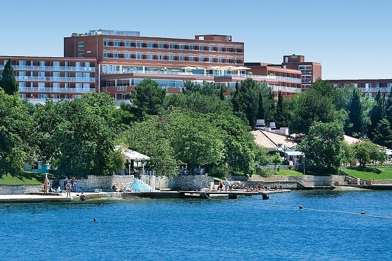 Hotel LAGUNA ALBATROS - Jaz