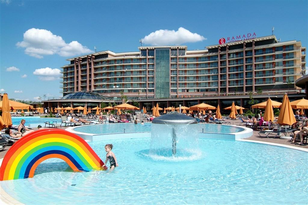Hotel AQUAWORLD RESORT BUDAPEST - Budapešť