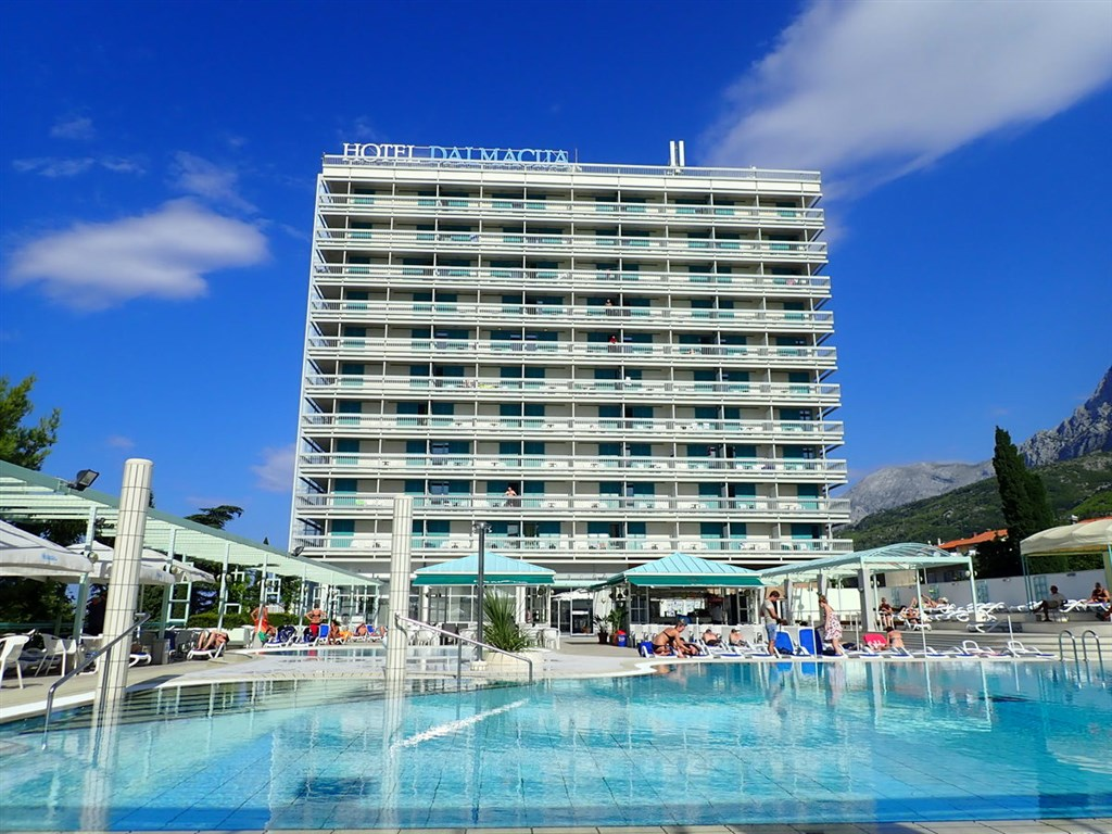 Hotel DALMACIJA -