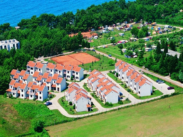 Apartmány SAVUDRIJA - Klenovica