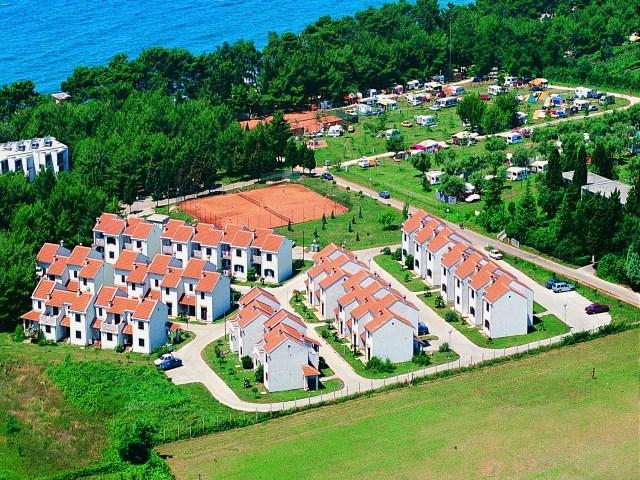 Apartmány SAVUDRIJA - Umag