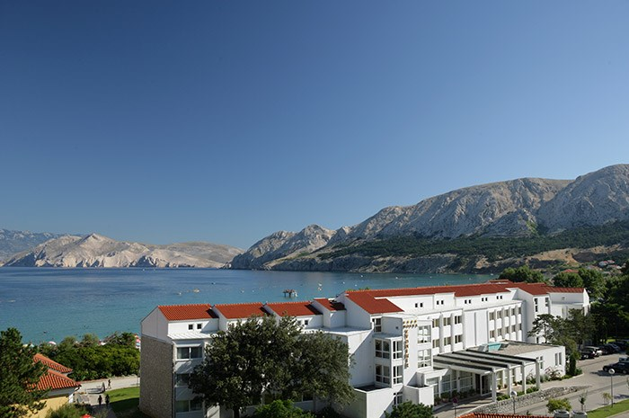Hotel ZVONIMIR - Slovinské pobrežie