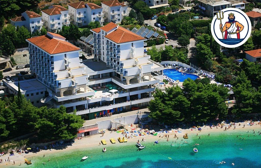 Hotel LABINECA - Drvenik