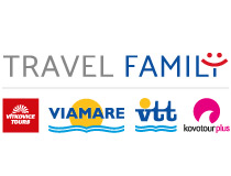 Logo: Travel Family 4 brands - náhľad