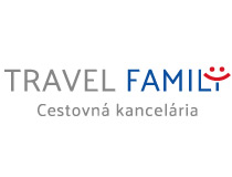 Logo: Travel Family CK – náhľad